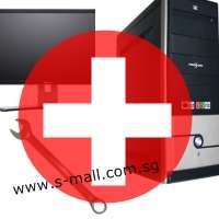 Singapore PC repair Services Shop
